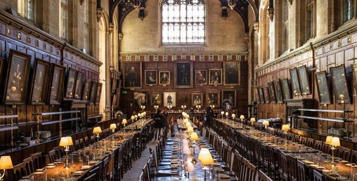 Christ Church Oxford - Movie: Harry Potter