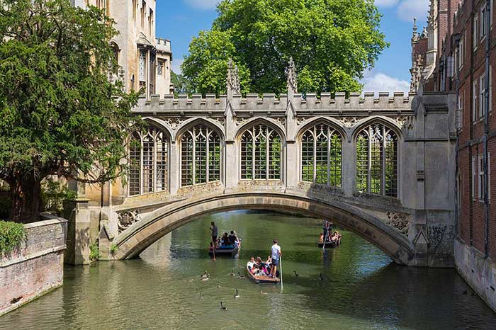 St John's College Cambridge: The Theory of Everything