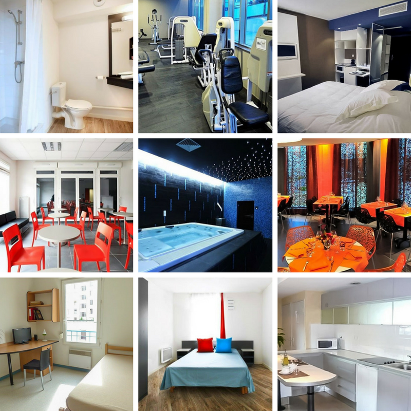 Amazing cheap city central rooms and accommodation in Lyon's centre. Stay in affordable accommodation in Lyon
