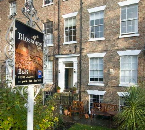 Cheap B&B in centre of York