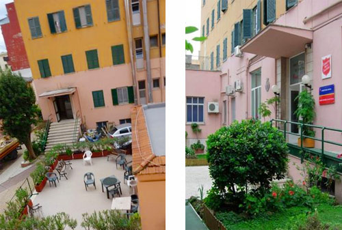 budget central Rome accommodation