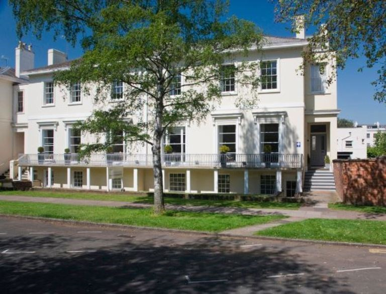 The Cheltenham Townhouse, 12-14 Pittville Lawn, Cheltenham, Gloucestershire
