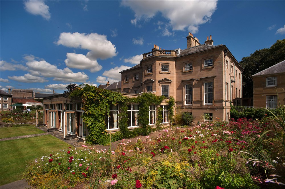 Ednam House Hotel, Bridge Street, Kelso, Scottish Borders