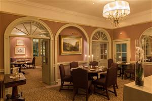 The Burlington Restaurant