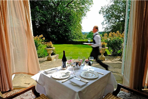 Ockenden Manor Hotel & Spa Restaurant