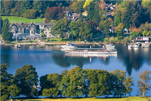 Lakeside Hotel on Lake Windermere