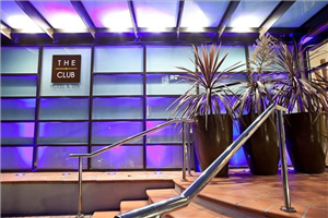 The Club Hotel & Spa, Bohemia Restaurant