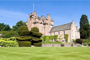 Crathes Castle, Garden & Estate