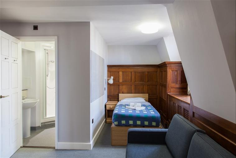 Refurbished Single Ensuite Bedroom