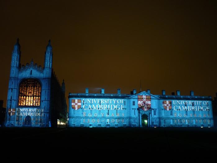 800th Anniversary of Cambridge University