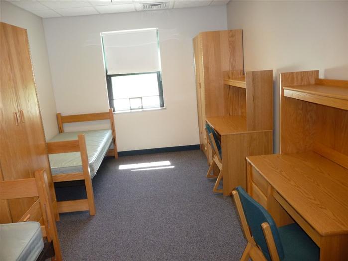 Living Learning Center Bedroom