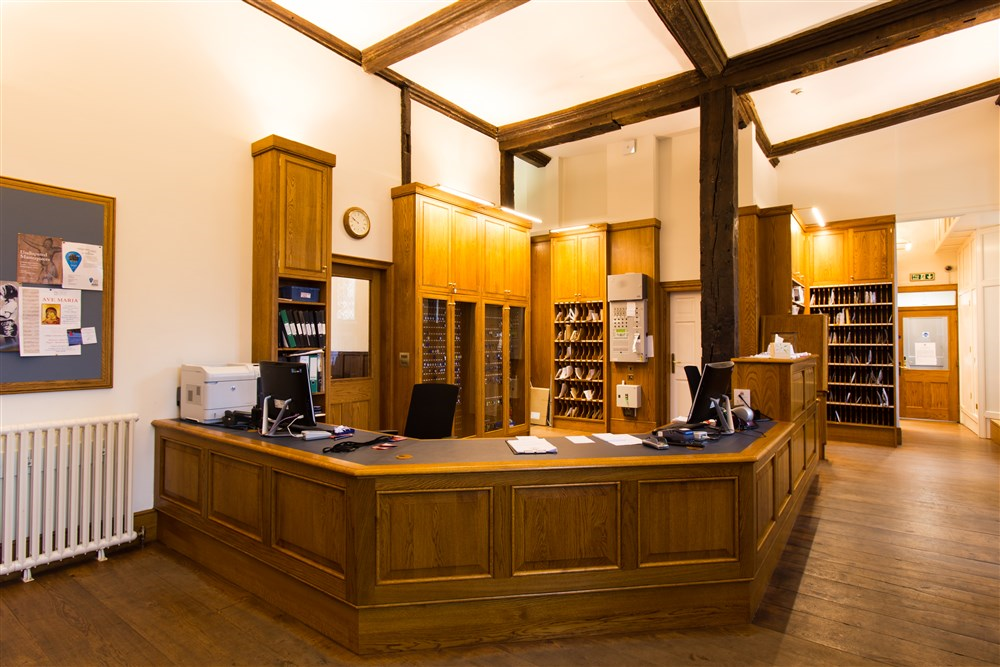 Porters Tea Room Oxford