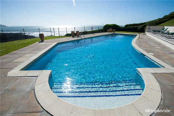 Watersmeet Hotel Woolacombe Hotels Britains Finest