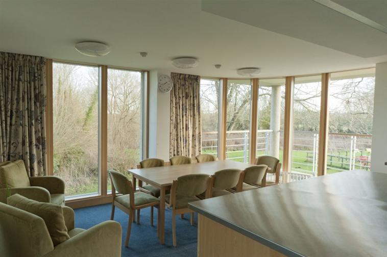 Marriott Lounge/Kitchen