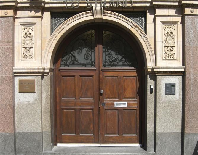 Duchy House - Main entrance