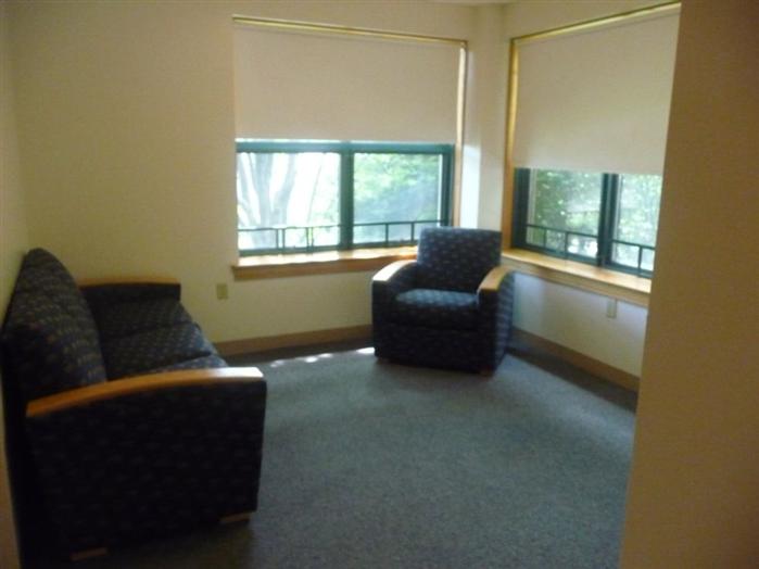 Living Learning Center Living Room