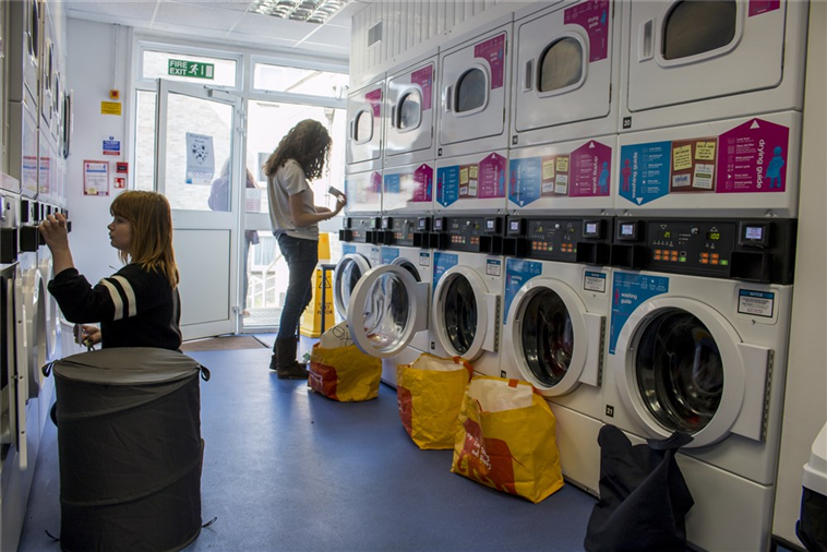 Clayhill Laundrette