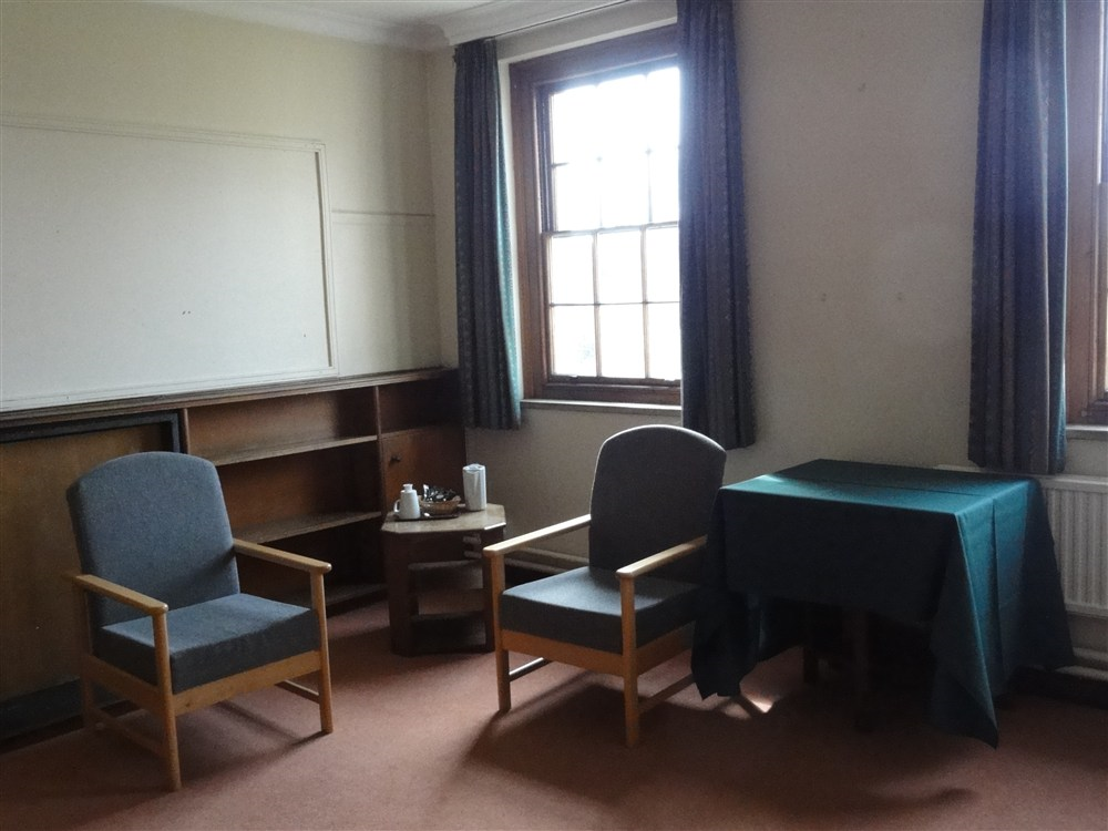 King S College Cambridge Room Booking