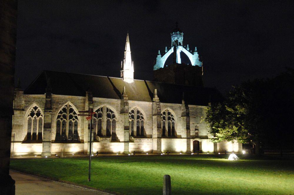 University Of Aberdeen Room Booking