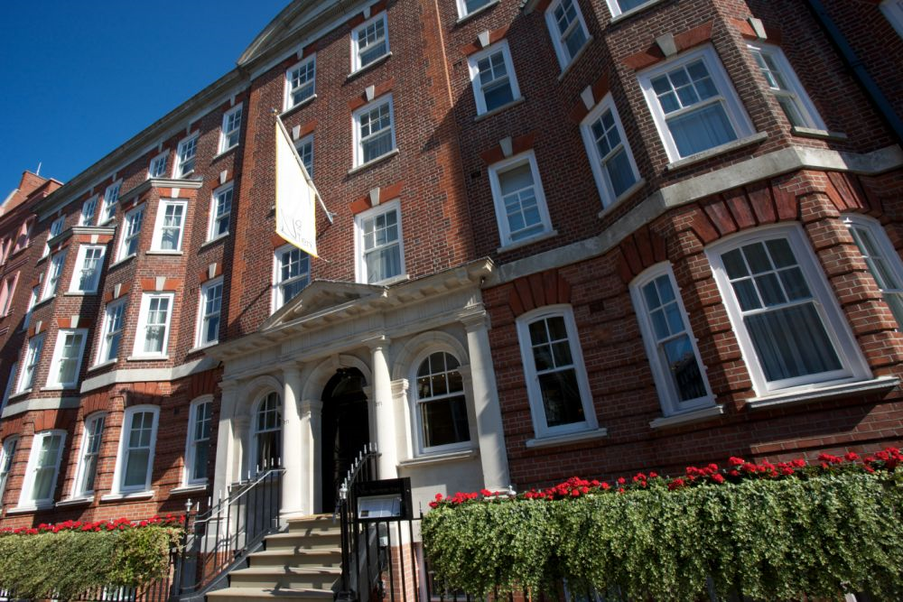 Ten manchester street marylebone london hotel best for 3 kitchener street leeds