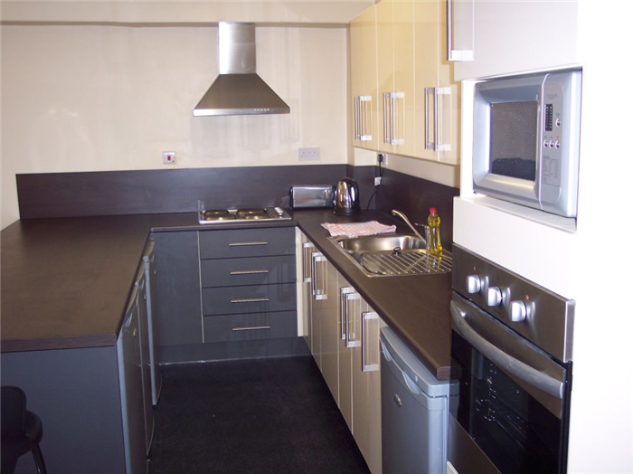Shared Kitchen / Lounge area