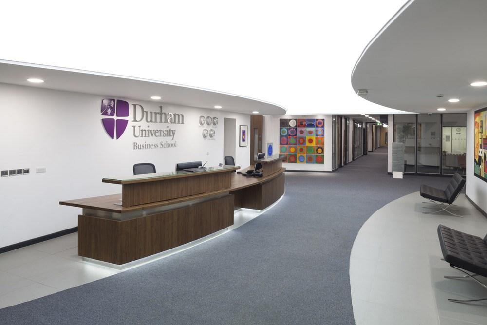 Booking A Room Durham University Business School