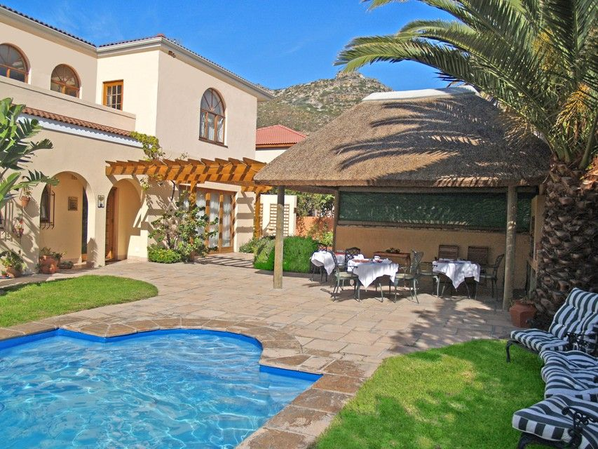 A tuscan villa fish hoek cape town b b best price for Tuscan view guest house