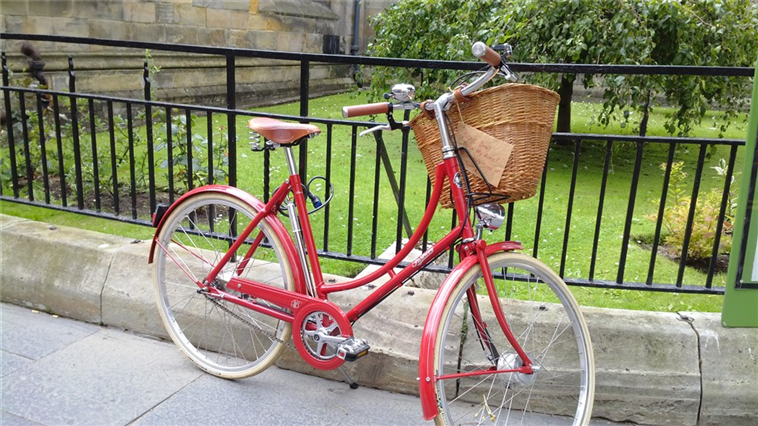 Oxford bicycle tours guided tour Oxford