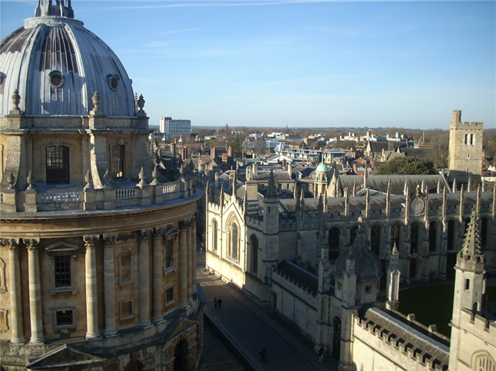 Oxford Guided Tours Oxford University students