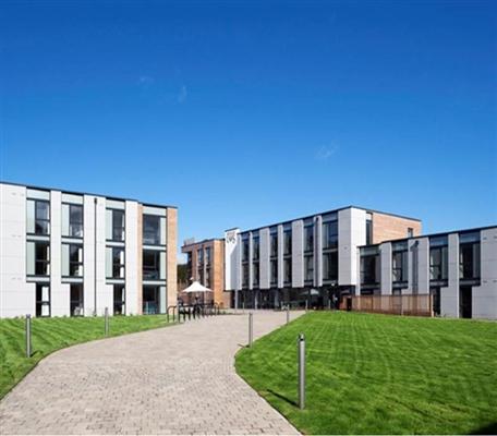 Ayr Riverside Residence University Of The West Of Scotland