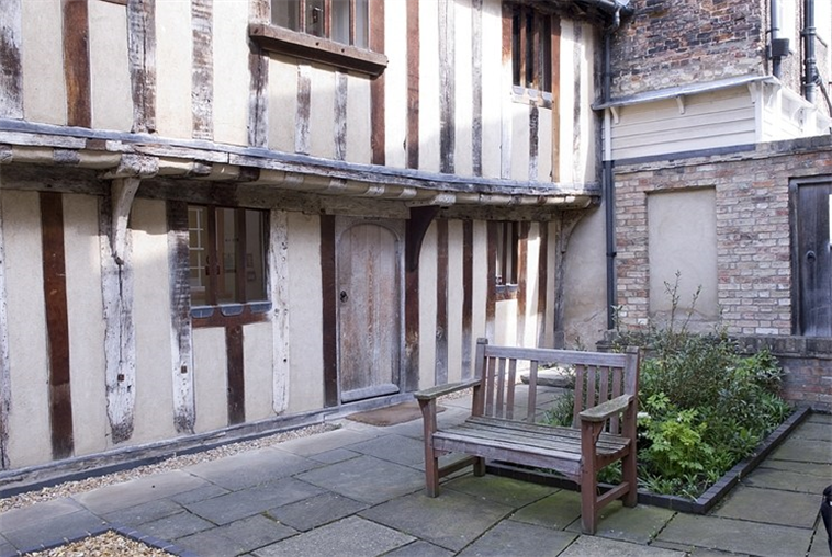 Botolph Courtyard