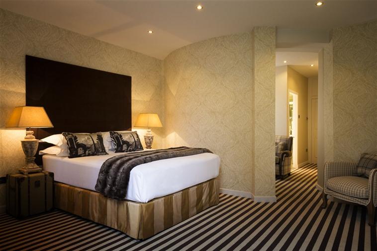 Individual Bedrooms