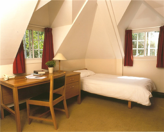 Accommodation at Merton College