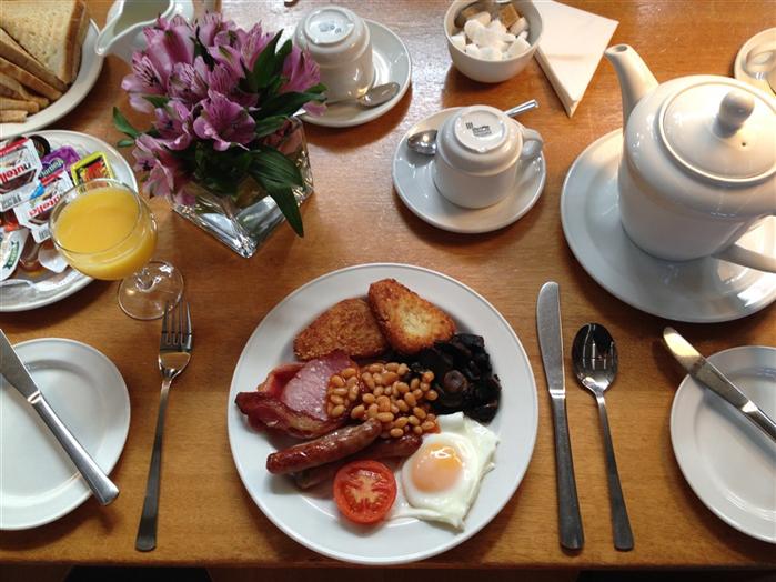 Sample breakfast 1
