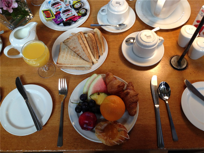Sample breakfast 2