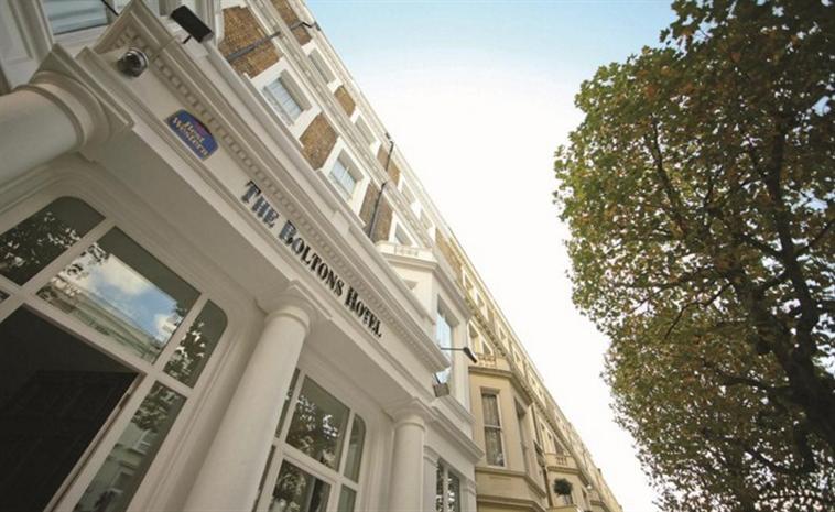 Best Western The Boltons Hotel London Kensington Hotel Best Price