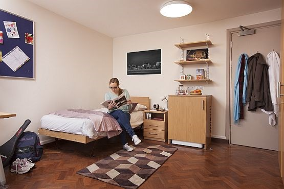 Single room - College accommodation