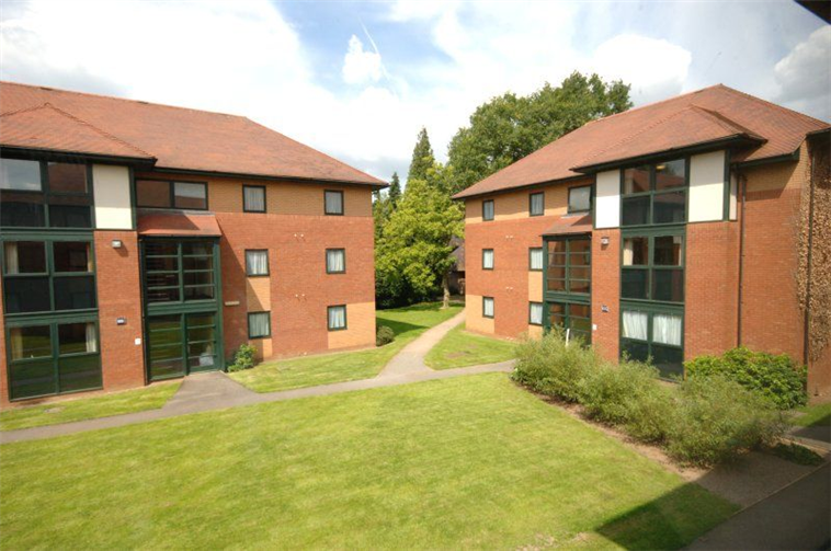 Bowder Court -  Gilbert Murray Stamford Hall