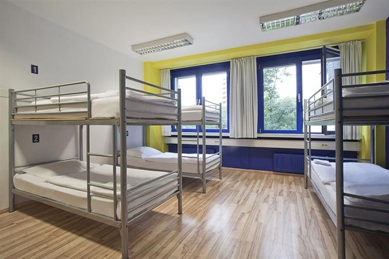 Dorm Room at Generator