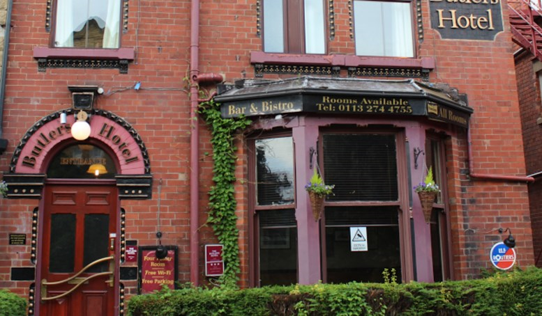 Butlers hotel headingley near leeds guest b b book now for 3 kitchener street leeds