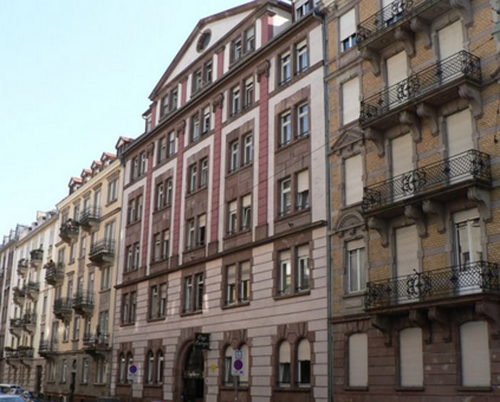 Cap europe appart 39 h tel strasbourg long stays for Appart hotel strasbourg