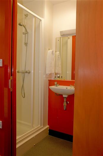 Bathroom Facilities Example