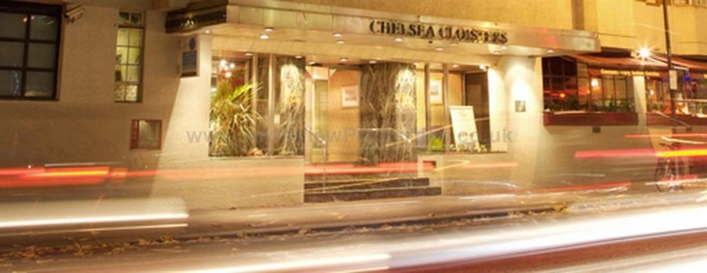 Chelsea Cloisters Serviced Apartments, Chelsea, London, B&B | Best ...