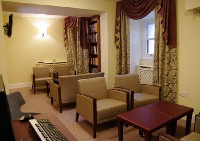Goodenough Club - Guest Lounge