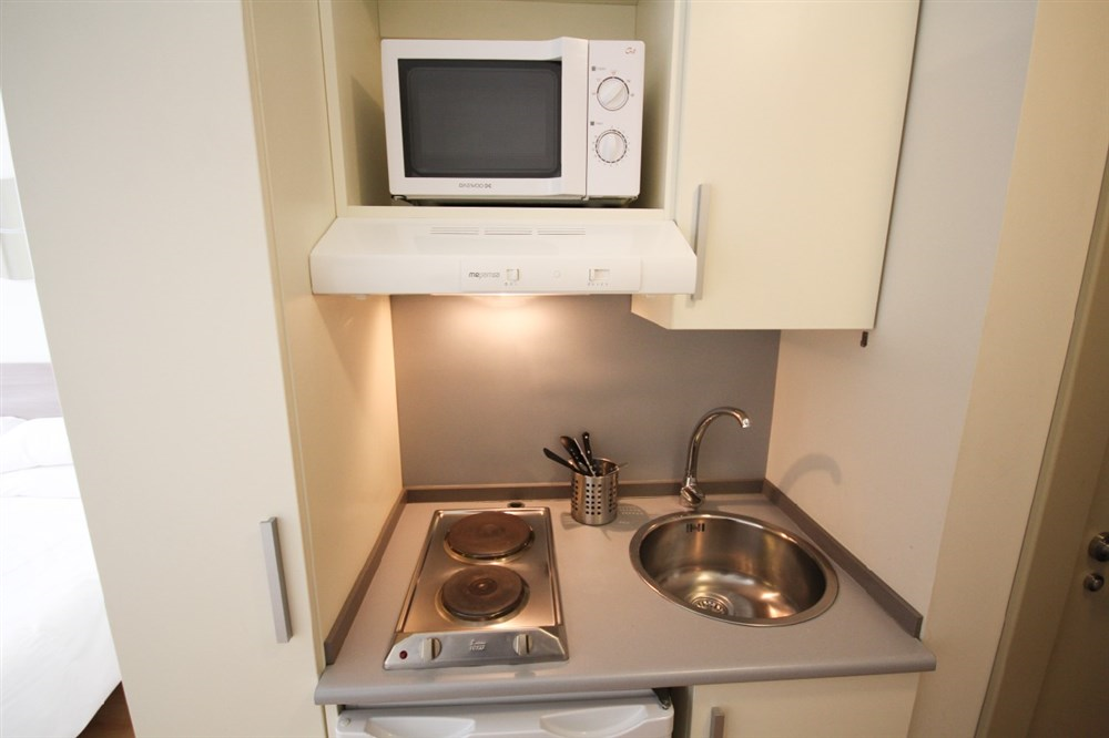 Residencia v rtice madrid guest b b book now for Contacto cocina