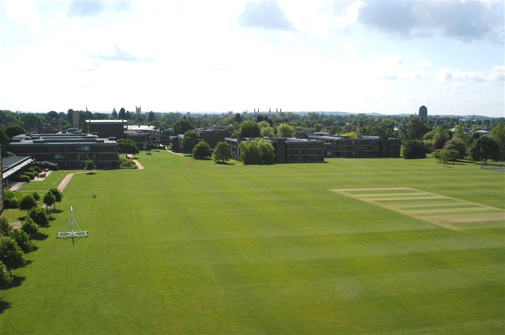 Churchill College Playing Fields