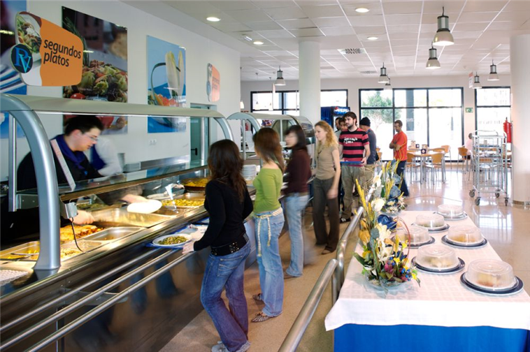 Full board self-service buffet available every day of the week