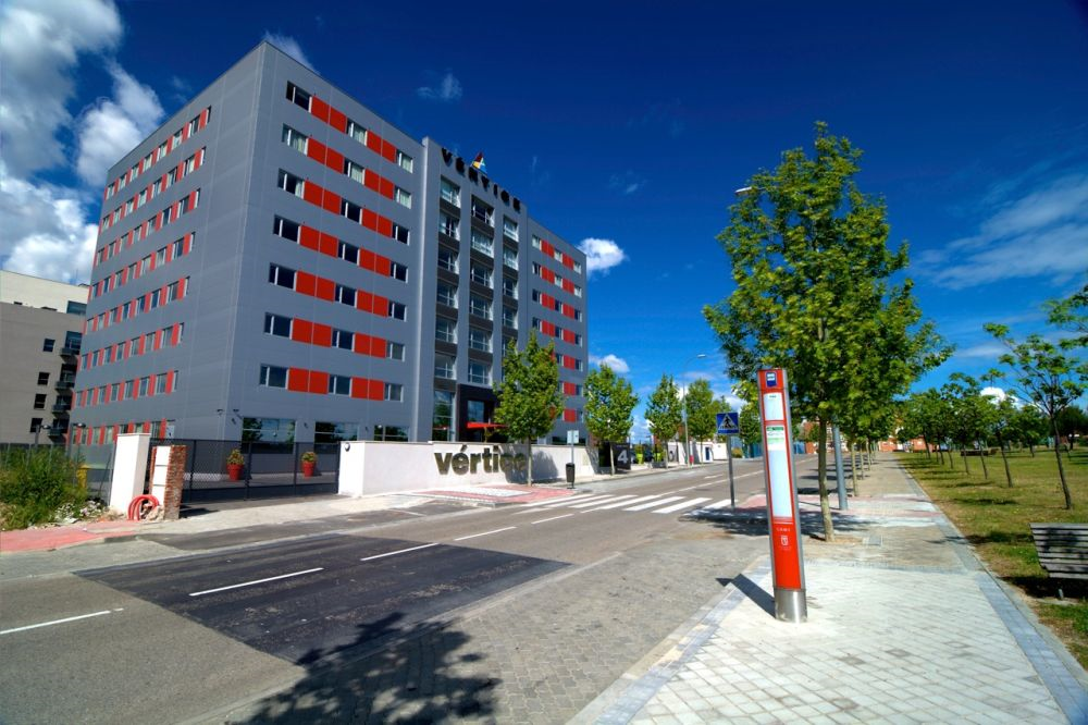 Residencia v rtice madrid guest b b book now for 3 kitchener street leeds