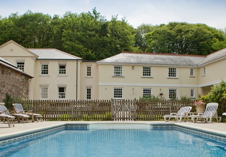 Rose In Vale Hotel St Agnes Guest B B Book Now