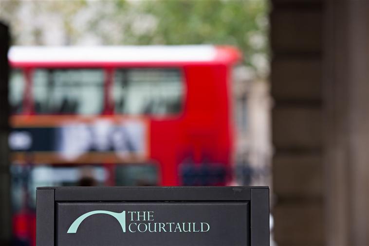 Courtauld Institute of Art Logo